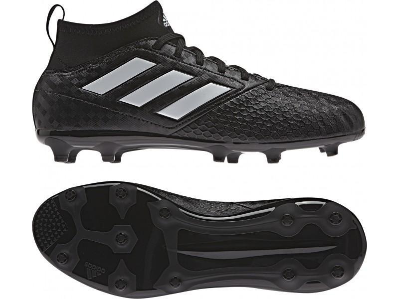 23ace17b08a9 Adidas Ace 17.3 Primemesh FG AG Jr. (Zwart Wit) - Teamcenter Waasland