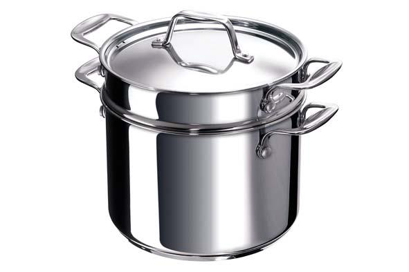 beka chef pastakookpot 7 6l cookingware. Black Bedroom Furniture Sets. Home Design Ideas