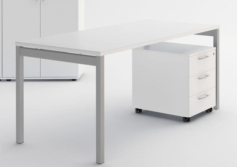 Bureautafel 120 x 80 de webshop voor ergonomische stoelen ispplus webshop - Caisson scrigno prijs ...